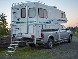 RV.Net Open Roads Forum: Truck Campers: Scissor Step Problem