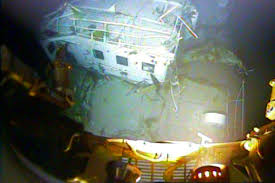 Did Hard Merchandise Sinks by First Photos Emerge Of Cargo Ship That Sank In Hurricane New