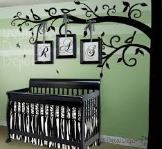 Tree Wall Decor With Pictures by Wall Decal Nursery Wall Decal Corner Tree Wall Decal 33