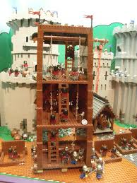 siege lego all sizes orc siege tower 158 flickr photo lego