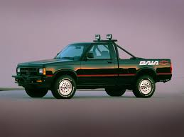100 Chevy Compact Truck Get A Quick Chevrolet S10 History Lesson Video GM Authority