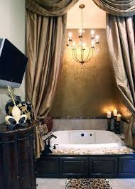Modern Chandelier Over Bathtub by Chandelier Over The Tub U003c3 Idea Dream House Pinterest