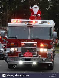 100 Bangor Truck SILVERDALE Wash Dec 18 2016 Santa Claus Gets A Courtesy Ride