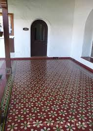 Tiled Carpet by American Style Tiles American Style Cement And Concrete Tiles