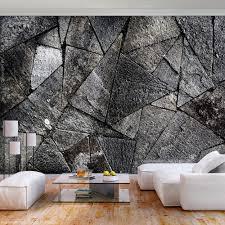 vlies fototapete 3d effekt stein rost tapete wanbilder