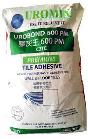 tile adhesive pre mix