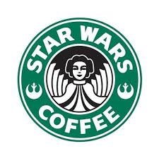 Svg Star Wars Coffee Starbucks Logo Princess Leia Rh Etsystudio Com