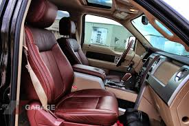 TxGarage Ford F150 King Ranch Interior 2