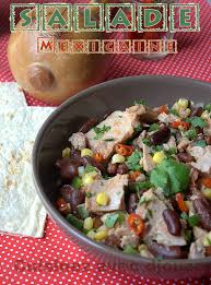 cuisiner haricots rouges salade mexicaine aux haricots rouges recettes faciles recettes