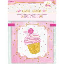 Pink And Gold 1st Birthday Party Banner   Girl 1st Birthday Party ... Buy 1st Birthday Boy Decorations Kit Beautiful Colors For Girl First Gifts Baby Hallmark Watsons Party Holy City Chic Interior Landing Page Html Template Pirate Shark High Chair Decoration Amazoncom Glitter Photo Garland Pink Toys Games Mickey Mouse Decorating Turning One Flag Banner To And Gold