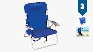 Rio Backpack Beach Chair With Cooler by The Best Folding Backpack Beach Chairs Of 2017
