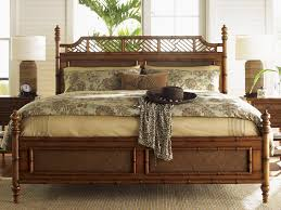Bamboo Headboard And Footboard by Bedrooms U0026 Upholstered Beds