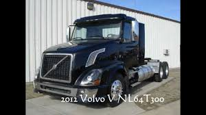 100 Day Cab Trucks For Sale 2012 VOLVO VNL64T300 For Sale YouTube