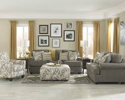 Ashley Hodan Microfiber Sofa Chaise by Charlotte Transitional Chenille Grey Ideas And Gray Living Room
