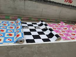 New Designs Clear Vinyl Flooring Rolls Plastic Floor Covering Roll In