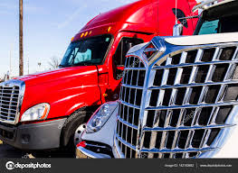 100 International Trucks Indianapolis Circa February 2017 Navistar And