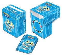 Pokemon Deck List Standard by Ultra Pro U2013 Pokémon Xy Products Phd Games
