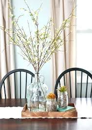 Summer Kitchen Table Centerpieces Nice Simple Decor Ideas With Best Dinning Centerpiece Shower Center