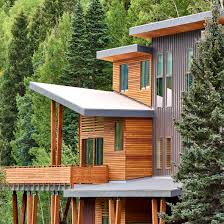 100 Mountain Home Architects Charles Cunniffe Completes Affordable Housing Complex In