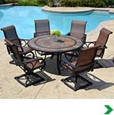 Patio Umbrella Base Menards by Patio Furniture At Menards