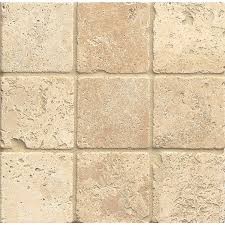 tumbled travertine tile how to install tumbled travertine tile