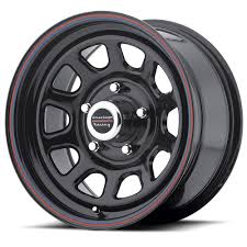 American Racing Wheels AR767 Glossy Black 16