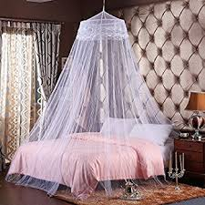 Twin Canopy Bed Drapes by Amazon Com Boho U0026 Beach Bed Canopy Mosquito Net Curtains With