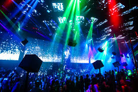 Mandalay Bay Casino And Resort Light Night Club e The Best