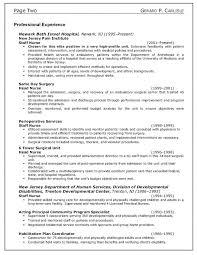 Rn Resume Samples New Grad Nurse Sample Pdf No Experience Curriculum Vitae Philippines Scribd Top Ex