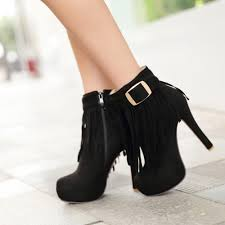 short ankle boots with heels yu boots