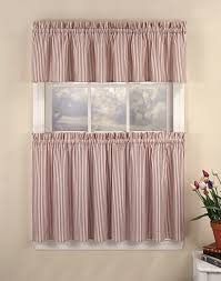 Kitchen Curtain Ideas With Blinds by Walmart Windows Ideas Windows U0026 Curtains