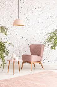 rosa le über holztisch und sessel in pastell wohnzimmer foto bialasiewicz auf envato elements
