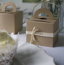 Image Of Rustic Wedding Cake Boxes