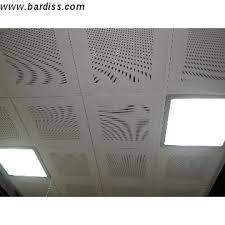 bds l013 china perforated decorative aluminum ceiling tile lay in
