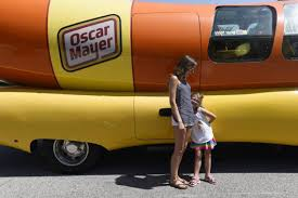 Oscar Mayer Wienermobile Celebrates 'Hot Dog Princess' During ... The Oscar Mayer Wienermobile Spotted In Nashville Tn Mind Over Motor 27foot Wiener Slips And Plows A Pole Enola Carscoops My Great Grandfather Meeting The Tallest Man World See Inside Big Bun Hot Dog Car Will It Baby Meyer Is Coming To Baton Rouge Oscaayweinermobile Hash Tags Deskgram Aw Road Trips With Aw360 A Job You Can Relish Apply Drive 101 Tenpack Of Dogs History