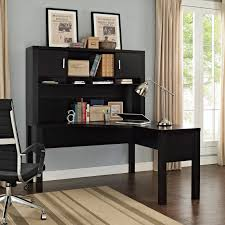 Ameriwood L Shaped Desk Assembly by Altra Princeton L Shaped Desk With Optional Hutch Espresso