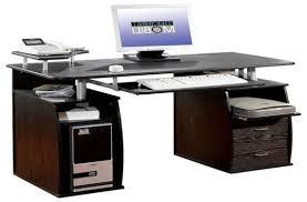 Techni Mobili Super Storage Computer Desk Canada by Techni Mobili Computer Desk With Storage And File Cabinet 741