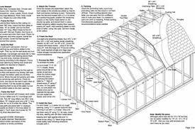 12x12 Storage Shed Plans Free by Shed Design Plans 12x20 100 Images Garage 12x20 Garage Plans
