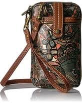 New Savings on Sakroots Smartphone Wristlet Sienna Spirit Desert