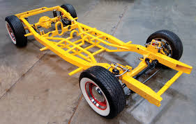 100 1951 Chevy Truck For Sale Frame Swap Yellow Styles GreatsOnline