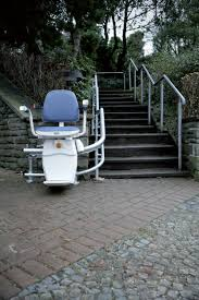 Acorn Chair Lift Commercial by Harmar And Savaria Straight Lift Systems Bridgeway Independent
