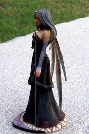 Ebay Home Decorative Items by Jessica Galbreth Dark Queen Fairy Figure Figurine Fantasy Magic