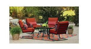 Walmart Patio Tables Only by Five Piece Patio Conversation Set 150 00 Off At Walmart The