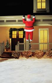 Grinch Blow Up Yard Decoration by Santa Claus Is Coming To Town Use This Quirky Outdoor Inflatable