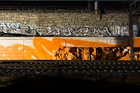 Philadelphia Mural Arts Program Jobs by Pictorial U003e Art Installation Transforms Philly U0027s Amtrak Corridor
