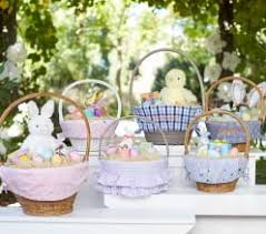 Easter Baskets & Decorations