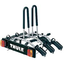 100 Thule Truck Racks 9503 Ride On 3 Bike Rack Cycle Carrier Tow Bar Mounted EBay