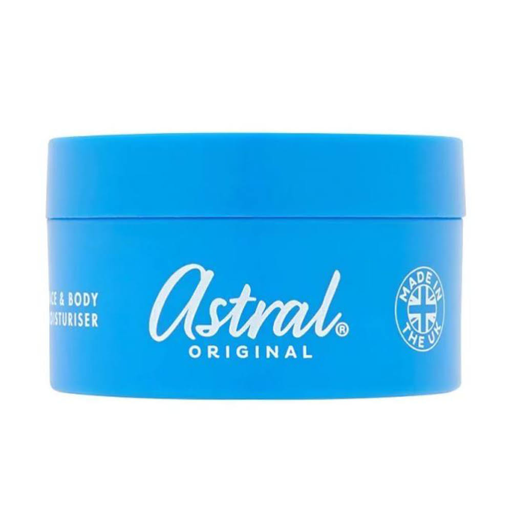 Astral Face and Body Moisturiser - Original, 50ml