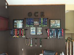 Grown Up OCR Medal Display I Created This To All Of My BFs Medals