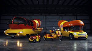 Oscar Mayer Introduces The Wienerfleet - YouTube